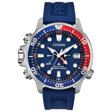 Citizen Eco-Drive Promaster Aqualand Polyurethane Men's Watch