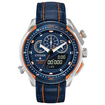 Citizen Eco-Drive Promaster SST Leather Men's Watch