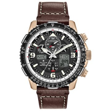 Citizen Men's Eco Drive WR200 Stainless Steel Watch