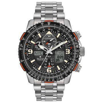 Citizen Men's Eco Drive WR200 Titanium Watch