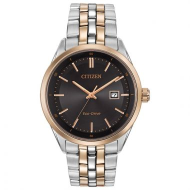 Citizen Eco-Drive Corso Stainless Steel Two-Tone 41mm Men's Watch