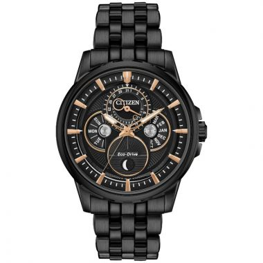 Citizen Eco-Drive Calendrier Stainless Steel Men's Watch