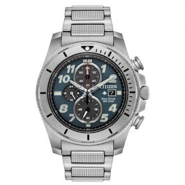 Citizen Eco-Drive Promaster Tough Stainless Steel & Titanium Men's Watch